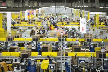 Amazon: 3500 embauches à Vancouver et Toronto)