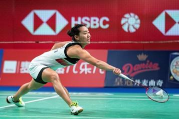 Le Canada dévoile son équipe olympique de badminton)