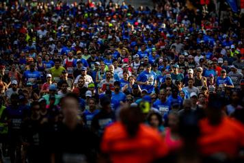 Le Marathon de Montréal annulé )