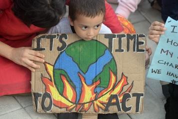 Changements climatiques: ceux qui naissent aujourd'hui plus vulnérables