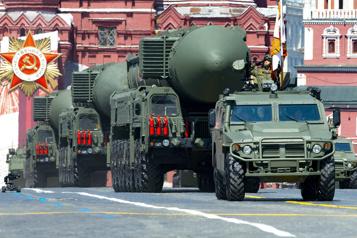 Désarmement nucléaire La chambre basse du Parlement russe ratifie la prolongation du traité New Start)