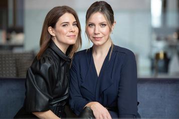 Magalie Lépine-Blondeau et Julie Perreault: bienveillante sororité