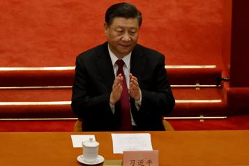 Xi Jinping à l'ONU La Chine va cesser de construire des centrales à charbon à l'étranger )