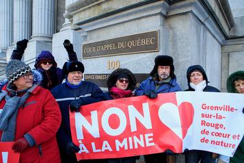 Grenville-sur-la-Rouge: entente à l'amiable avec la minière Canada Carbon