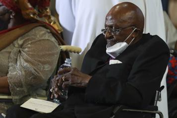 Vénérable et charismatique L'Afrique du Sud célèbre les 90ans de Desmond Tutu
