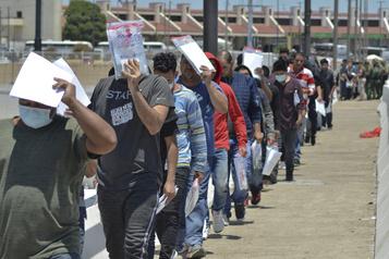 Un tribunal américain suspend le renvoi des demandeurs d'asile vers le Mexique