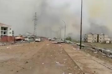 Guinée équatoriale Au moins 20 morts et 600 blessés dans des explosions de dépôts militaires)
