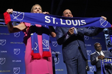 La MLS octroie un club d'expansion à St. Louis