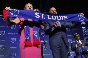 La MLS octroie un club d'expansion à St. Louis