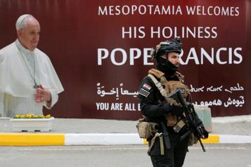 Le pape plaide «la réconciliation» à la veille de son arrivée en Irak)
