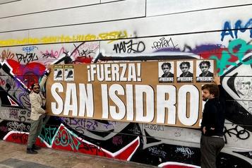 Cuba Retranchés depuis 10jours, des artistes dénoncent leur expulsion violente)
