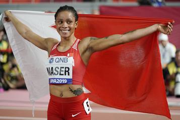 Athlétisme  La Bahreïnie Naser échappe de justesse à une sanction antidopage)