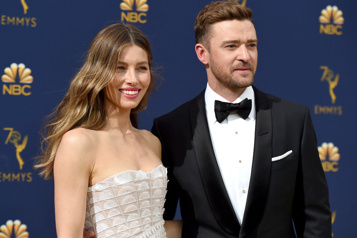 Justin Timberlake et Jessica Biel accueillent un deuxième garçon)