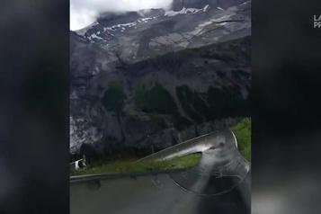 Dévaler les Alpes suisses... virtuellement