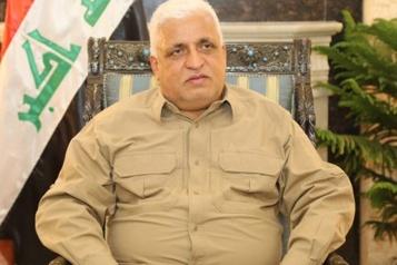 Un haut responsable irakien placé sur liste noire pour «violation des droits humains»)