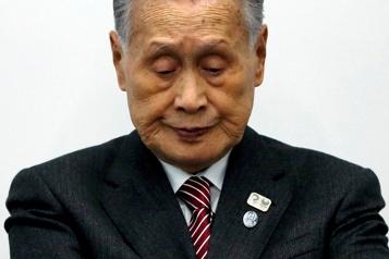 Propos sexistes Le président de Tokyo-2020s'apprête à démissionner)