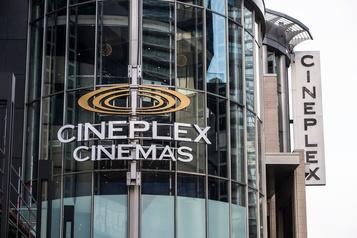 Cineplex garde ses cinémas fermés