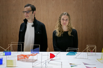 Le duo Richard Ibghy et Marilou Lemmens remporte le prix Giverny Capital