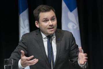 Tunnel Québec-Lévis Un projet qui «frôle le délire», selon le PQ)