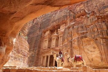 Jouer aux explorateurs en Jordanie