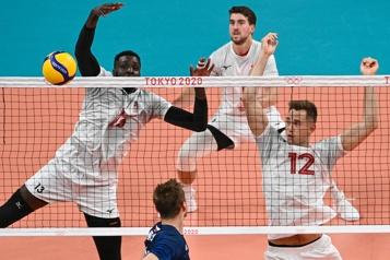 Volleyball Les Canadiens ont confiance pour la suite)