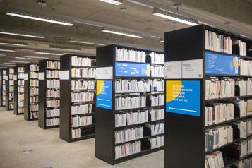 Fuite de données La Grande Bibliothèque fermée jusqu'à mardi)