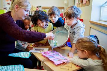 Planète bleue, idées vertes: desCPE fontde l'environnement un jeu d'enfant