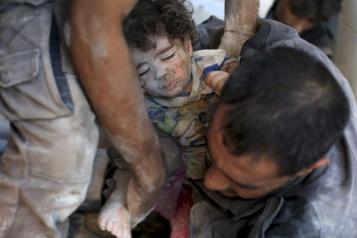 Plainte visant les attaques chimiques en Syrie: pour combattre l'impunité)