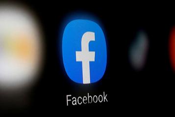 Washington exhorte l'Australie à renoncer à faire payer Facebook et Google)