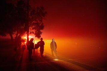 LaPresse en Californie: «Avant, c'était vraiment beau» )