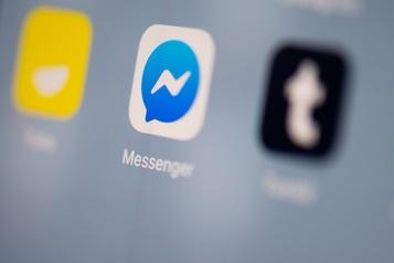 Facebook renforce la sécurité sur Messenger)