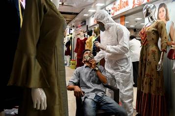 COVID-19 Plus de neuf millions de cas en Inde)