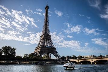 La France n'attirera pas 100millions de touristes étrangers