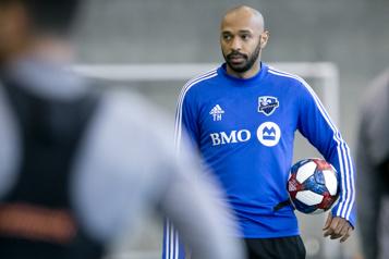 Thierry Henry quitte le CF Montréal)