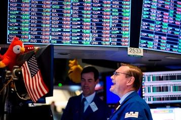 Les États-Unis sont «très loin d'une récession», assure Trump