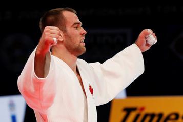 Judo: Antoine Valois-Fortier obtient le bronze aux Mondiaux