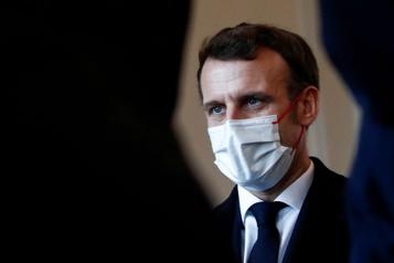 Premier entretien téléphonique «Grande convergence de vues» entre Macron et Biden, selon la France)