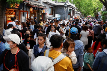 Les Chinois à l'assaut des principaux sites touristiques du pays)