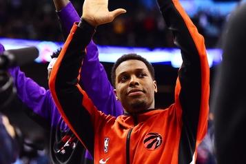 Match des étoiles de la NBA: Kyle Lowry sera parmi les réservistes