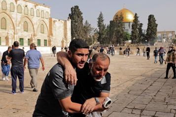 Violences à Jérusalem Le baril depoudre deCheikh Jarrah)