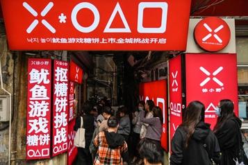 Malgré le blocage de Netflix La folie Squid Game atteint la Chine