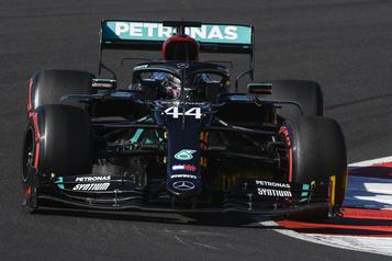 Grand Prix du Portugal Lewis Hamilton renoue avec la pole)