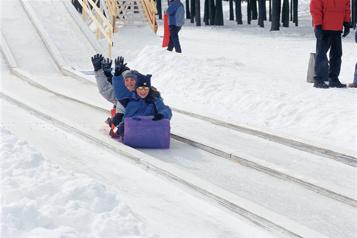 Plusieurs activités hivernales au Parc national d'Oka)