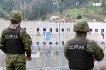Équateur Des affrontements dans une prison font 24morts et 42blessés)