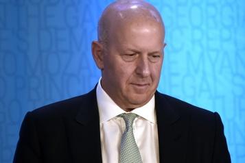 Scandale de corruption Le salaire du PDG de Goldman Sachs coupé de 10millions)