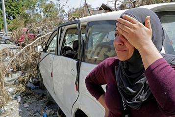 Des Libanais en colère vont manifester pour demander des comptes)