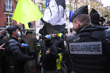 Mobilisation pour les droits sociaux et libertés dans toute la France)