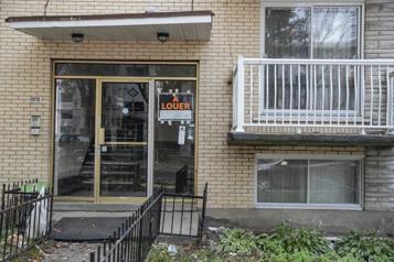 Explosion du taux de logements vacants à Montréal)