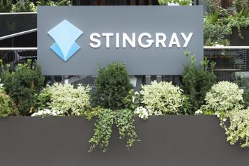 Stingray augmente ses revenus de 24%)