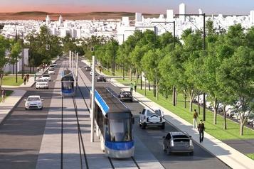 Le tramway de Québec passe le test du bruit